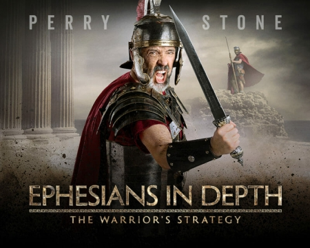 Ephesians in Depth  The Warriors Strategy Pkg - 7 disks
