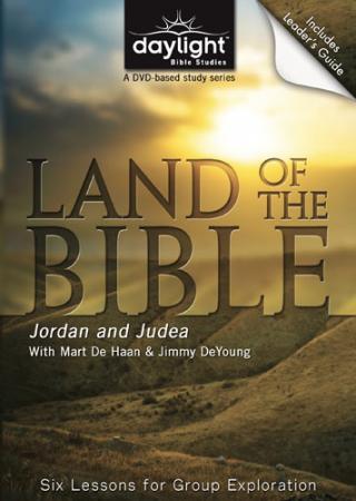 Daylight Bible studies: Land of the Bible: Jordan & Judea