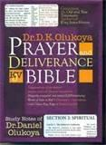 Prayer and Deliverance Bible - compact