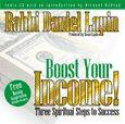 Boost your Income: Three Spiritual Steps to success