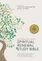 Spiritual Renewal Study Bible (hardcover)