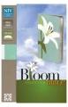 NIV Bloom collection bible Pocket (slightly imperfect)