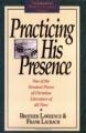 Practicing His Prescence