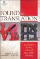 Found in Translation: 52 Hebrew Words
