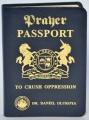 Prayer Passport (leather)