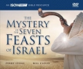 The Mystery of the 7 Feasts of Israel DVD Pkg