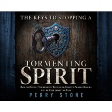 Tormenting Spirits Audio 4 disk