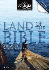 Daylight Bible studies: Land of the Bible: The Galilee