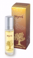 Anointing oil - Myrr (Abba's oil from Israel)