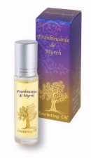 Anointing oil - Frankinsence & Myrr (Abba's oil)
