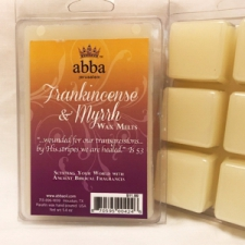 Anointing 0il - Wax Melts - Frankincense & Myrr