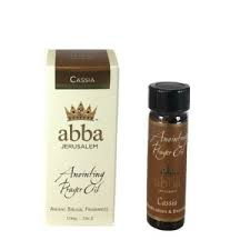 Anointing oil - Cassia (Israel)