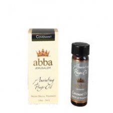 Anointing oil - Covenant 1/4oz Abba's Oil from Israel