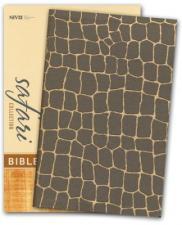 NIV Safari Collection Bible (brown)