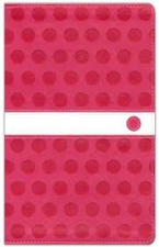 NIV Read Easy Bible (Pink with spots)