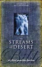 NIV Streams in the Desert Devotional bible hardcover