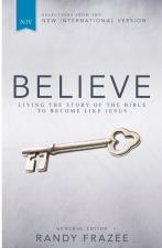 NIV Believe (Paperback)