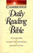 NRSV Cambridge Daily Reading Bible
