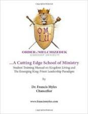 The Order of Melchizedek School of Ministry