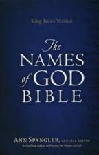 The Names of God Bible KJV (hardcover)