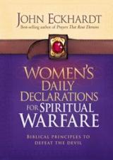 Women's Daily Declarations for Spiritual Warfare