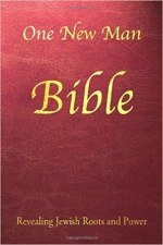 One New Man Bible: Revealing Jewish Roots and Power (Synthetic Leather)