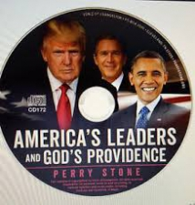 America's leaders and God's providence Audio