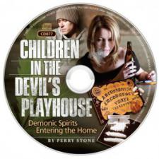Children in the Devils playhouse audio