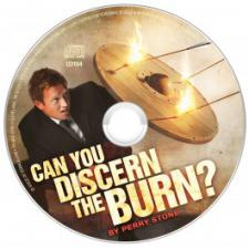 Can you discern the burn? audio