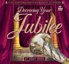 Decreeing your Jubilee Audio CD