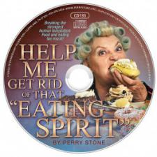 Help Me get rid of that eating spirit cd