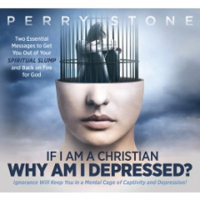 If I am a Christian why am I depressed? CD