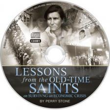 Lessons from the old-time saints audio