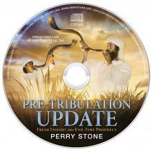 Pre-Tribulation Update Audio