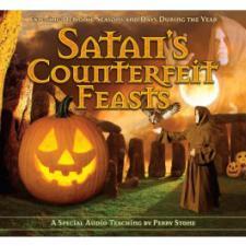 Satans counterfeit Feasts Audio (2CD)