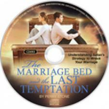 The Marriage Bed and the last temptation Audio CD