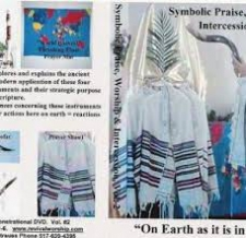 Symbolic Praise, Worship & Intercession - vol2