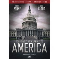 Sounding the Warning to America DVd