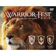 Warrior Fest Album DVDs