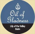Anointing oil - Solid balm lily of the valley