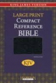 KJV Large Print Compact bible (bonded leather)