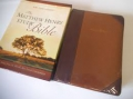 The Matthew Henry Bible, Flexisoft brown/mahogan