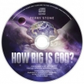 How big is God? AudioCD
