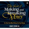The law of making and Breaking Vows Audio (2cd)