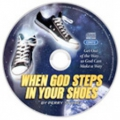 When God Steps in your shoes Audio