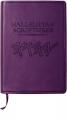 The Hallelujah Bible (Purple leatherette) Large Print